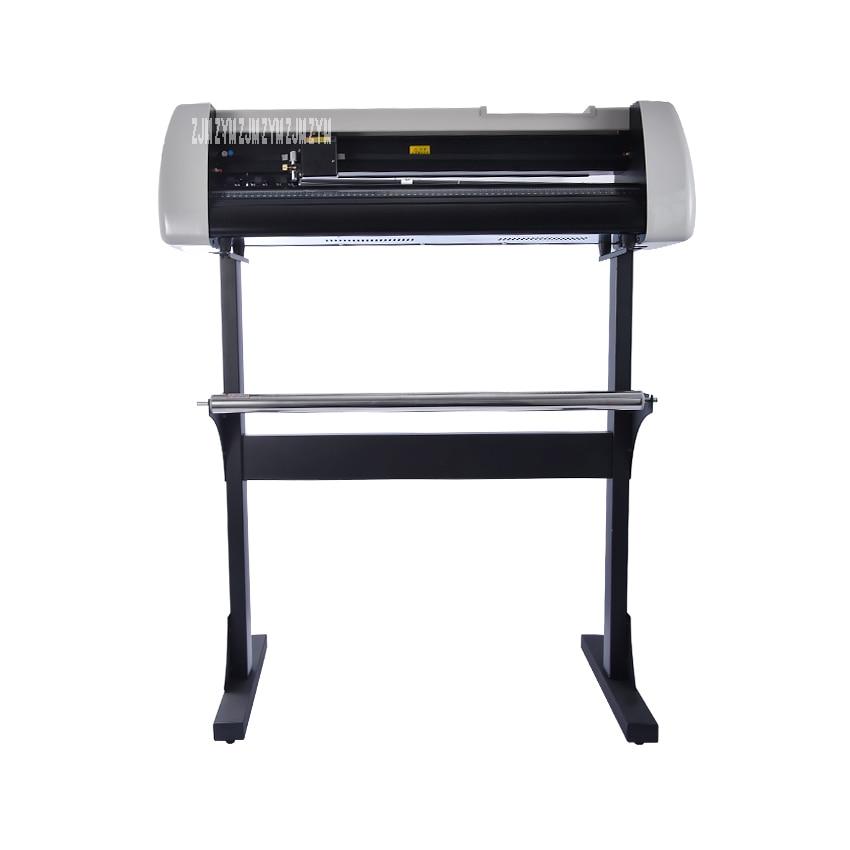 Machine de traceurs de coupe de H800 avec le moteur Servo/coupe automatique de Contour coupeur de vinyle auto-adhésif coupant Width600mm 110V/220V - 2