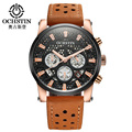 Watches Men OCHSTIN 2017 Fashion Chronograph Sport Mens Watches Top Brand Luxury Clock Military Quartz Watch Relogio Masculino