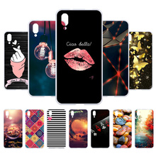 3D DIY Soft Silicone Case For Vivo NEX S Coque vivo Special Edition Ultimate Cover Painted Cases Covers Fundas