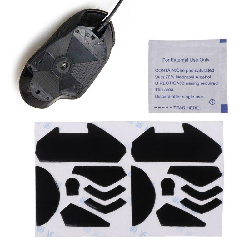 Mouse & Keyboards 2 Sets 0.6mm Teflon Mouse Skates Mouse Sticker Pad For Corsair M65 Pro Rgb Mouse J05 19 Dropship