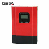 Гея Esmart3 MPPT зарядное устройство контроллер заряда PV системы управления 150VDC решетки 50A 60A 12 В 24 В 36 В 48 В