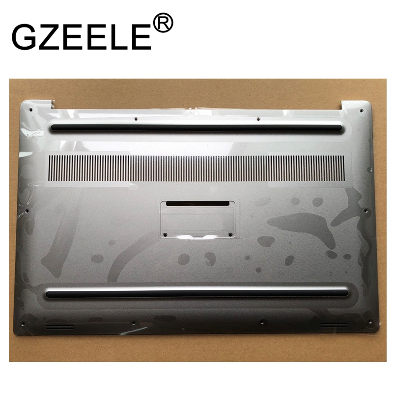 GZEELE NEW For DELL PRECISION 5510 5520 M5510 M5520 FOR XPS 15 9550 9560 P56F Bottom Base Case Lower Cover Assembly YHD18 0YHD18