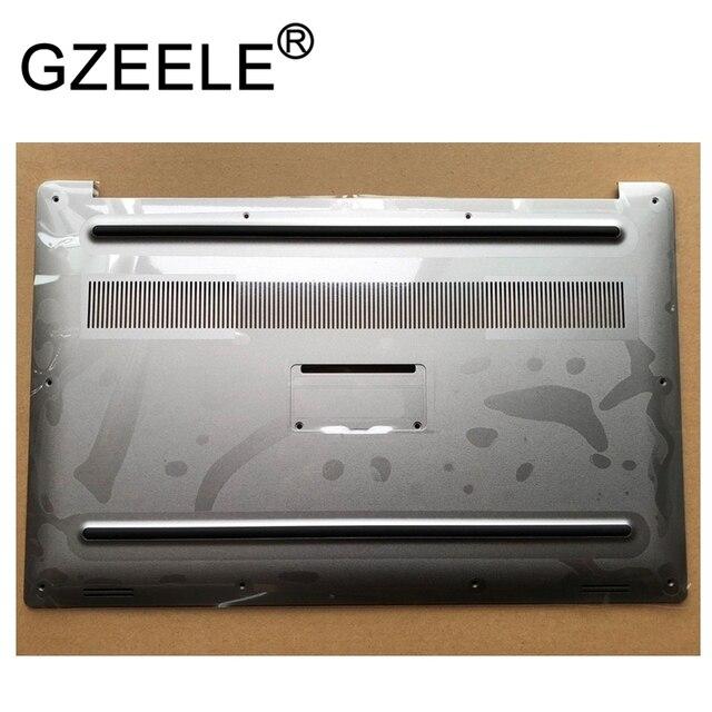 منتج جديد من GZEELE for DELL PRECISION 5510 5520 M5510 M5520 FOR XPS 15 9550 9560 P56F حافظة قاعدة سفلية مجموعة غطاء سفلي YHD18 0YHD18