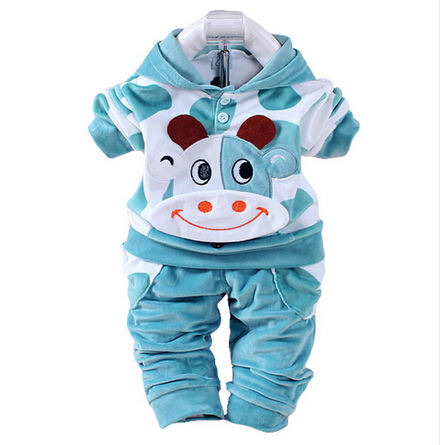 Baby Girls Clothing Sets New Velvet Cotton Baby Rompers Newborn Baby Clothes Roupa Infant Jumpsuits Toddler Baby Boys Clothes baby girls rompers cotton baby clothes fruit infant jumpsuits hat 2pcs toddler girls clothing set 2017 newborn photography props