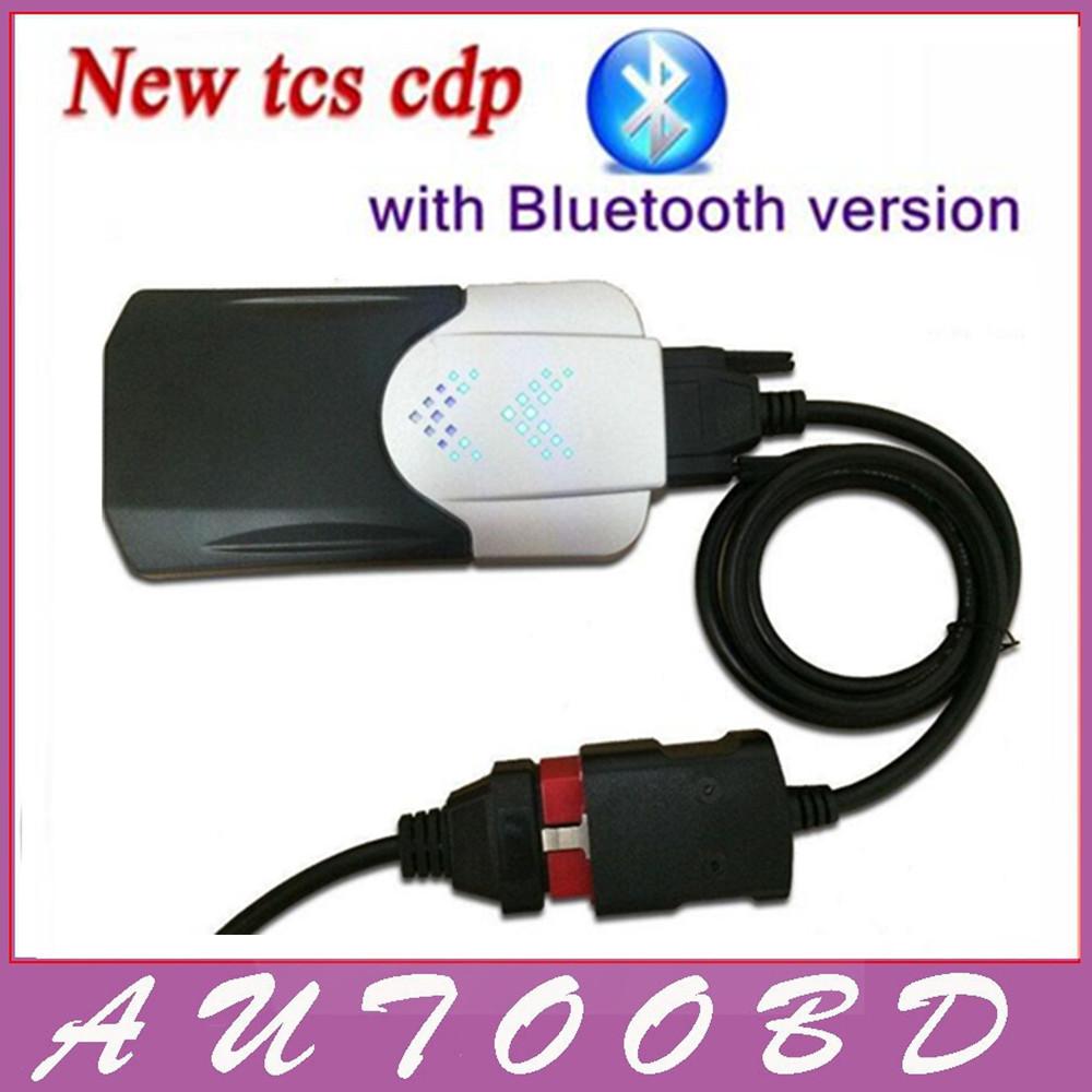Prix pour Nouveau! cdp avec Bluetooth + 2015.3 Libération 3 Logiciel VD TCS CDP pro plus Keygen Activateur Multi-langue auto obd2 outil de diagnostic
