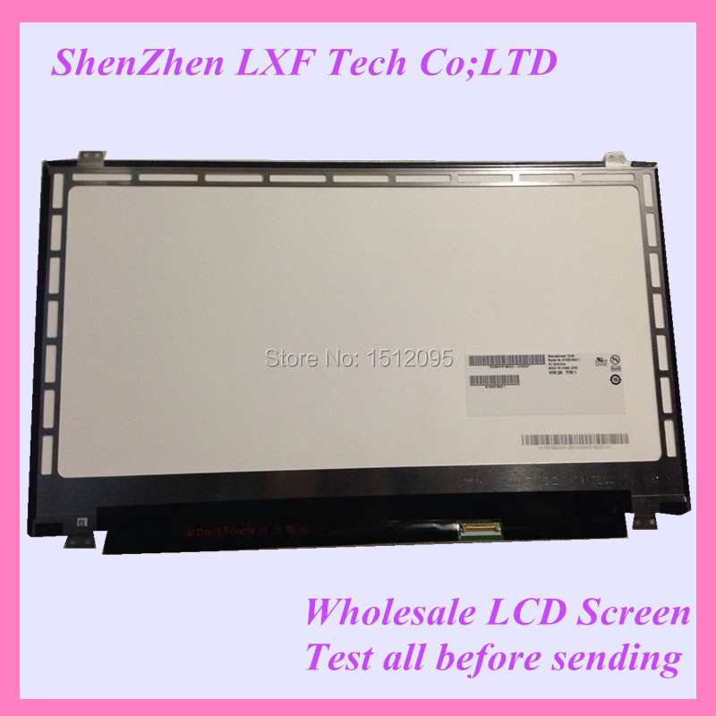 15.6'' Laptop slim lcd led matrix screen B156XW04 V.7 <font><b>B156XTN07.1</b></font> B156XTN03.3 N156BGE-EB1 N156BGE-E31 LP156WHU TPA1 B156XTN03.1 image