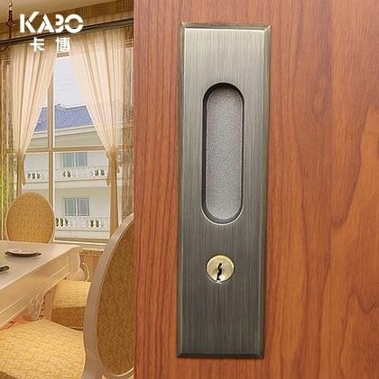 KABO cable shift door lock stainless steel kitchen bathroom indoor ...