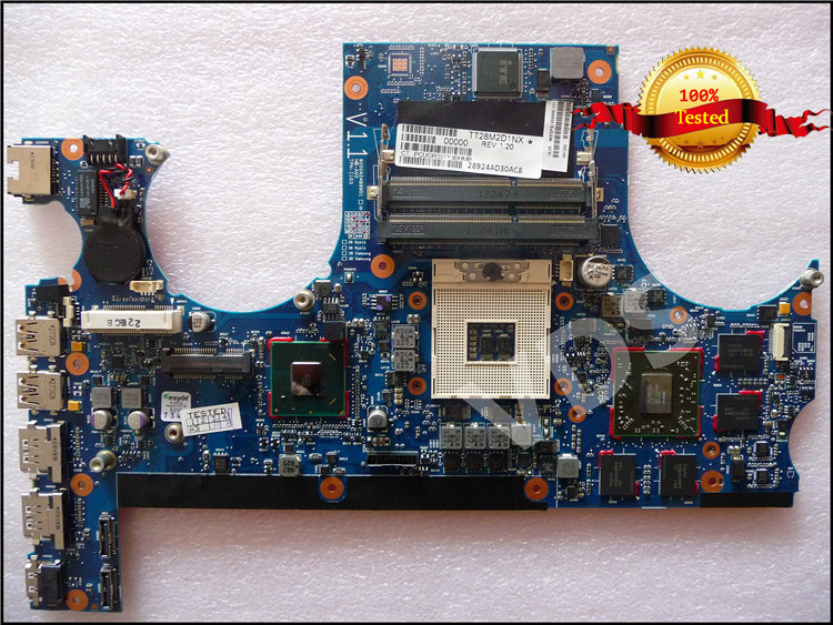 Top quality , For HP laptop mainboard ENVY 17 689998-001 laptop motherboard,100% Tested 60 days warranty top quality for hp laptop mainboard 720566 501 envy 15 j 15t j laptop motherboard 100% tested 60 days warranty