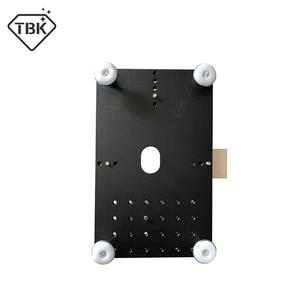 Image 4 - TBK 005 고품질 휴대 전화 lcd 화면 금형 지그 홀더 클램프 도구 oca 라미네이팅 범용 moblie 전화 lcd 화면 금형
