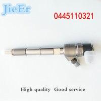 0445110321 Common Rail Injector de Combustível do motor diesel
