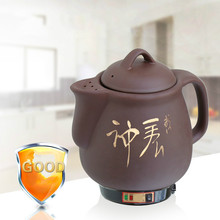 Electric kettle Decoction  Chinese herbal medicine pot automatic health raising boiling Overheat Protection