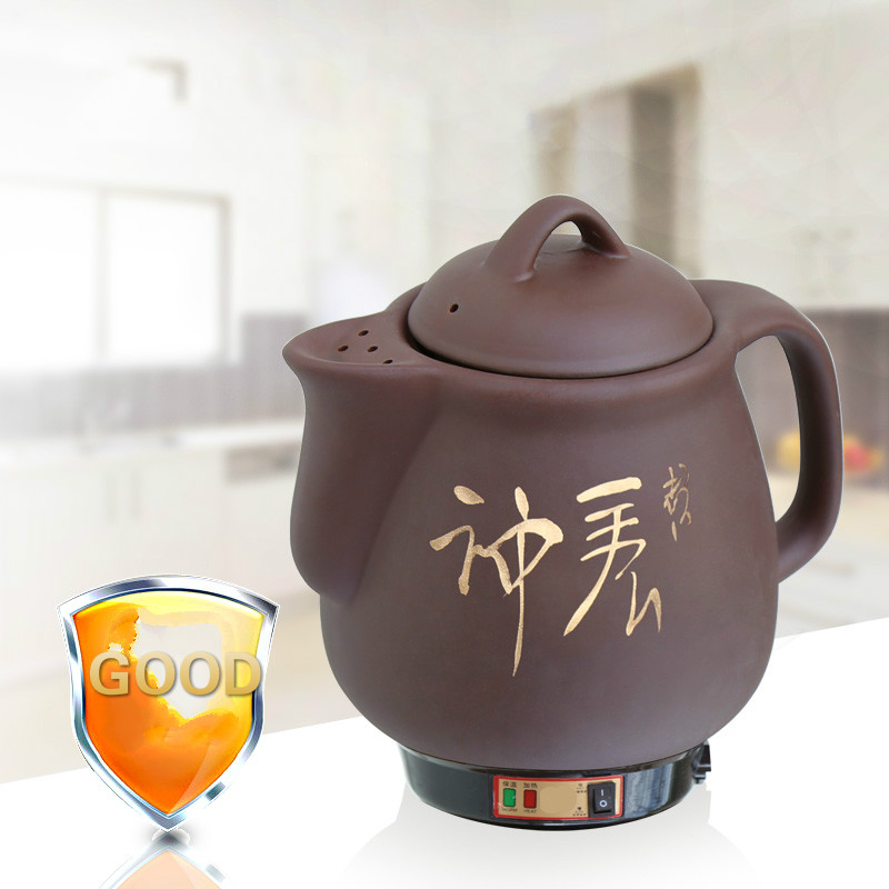 Electric kettle Decoction Chinese herbal medicine pot automatic health raising boiling Overheat Protection bjy20l automatic chinese medicine decoction machine 20l automatic decoction machine aozhi machine single frying machine 220v