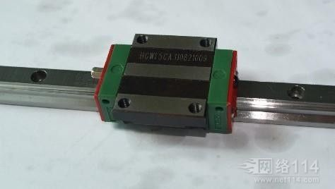 CNC HIWIN HGW25HA Rail linear guide from taiwan hiwin mgnr 1500mm hiwin mgr9 linear guide rail from taiwan