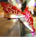 2016 nova marca de rodas rolo roda crianças shoes com led iluminado piscando crianças sneakers moda asas chama patins