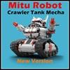 2017 New Mitu Robot Tank Mecha Crawler Base Xiaomi Mitu Building Block Robot Crawler Tank Version