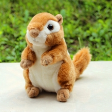 Kids Toys Cute Chipmunk Doll Plush Toy Gifts Stuffed Animals Good Qualit