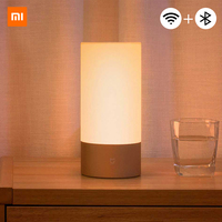 Global Version Xiaomi Mijia Table LED Lamp Bedroom Smart Indoor Night Light Bulb Bluetooth Wifi Touch Control Smart App Control