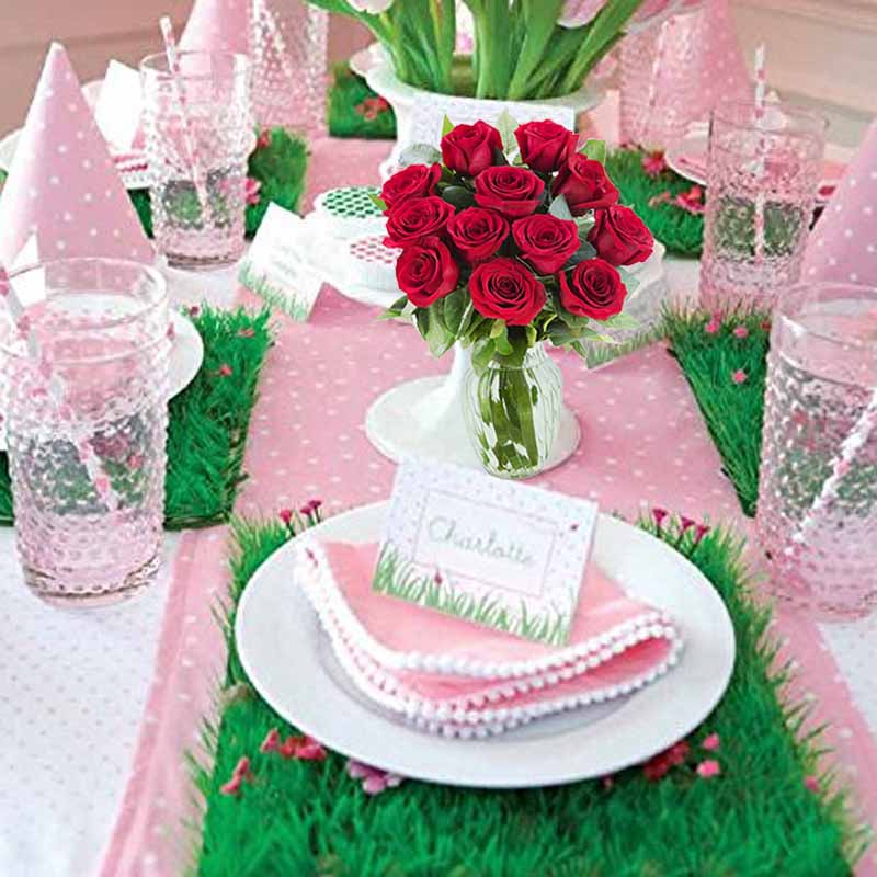 Remarkable Us 3 74 25 Off Wedding Kid Boy Girl Birthday Bachelorette Party Bridal Baby Shower Anniversary Gender Reveal Candy Table Centerpiece Decoration In Home Interior And Landscaping Eliaenasavecom
