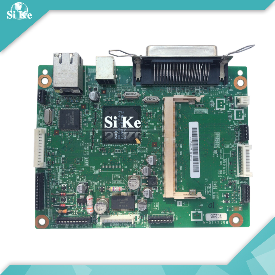 Free shipping Main Board For Brother HL-5250DN HL5250DN HL5250DN 5250DN 5250 Formatter Board Mainboard On Sale