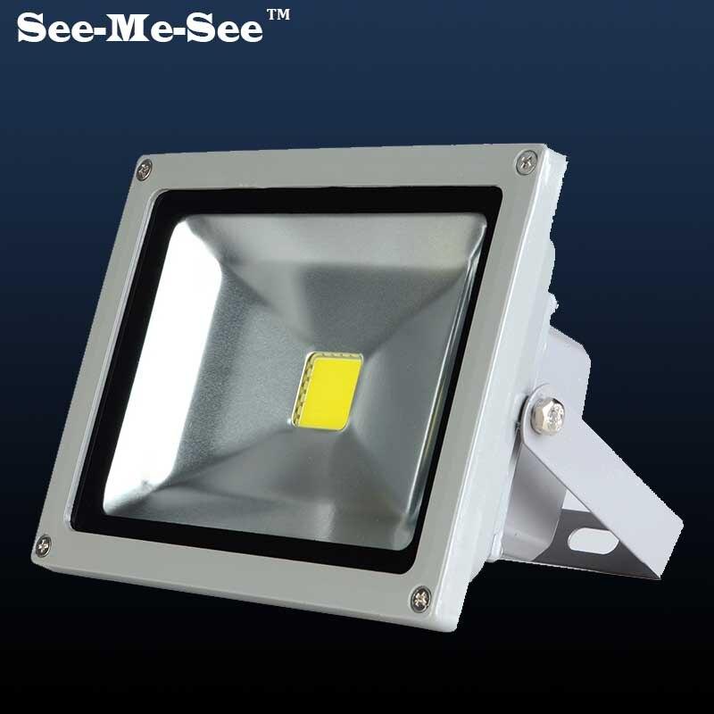 LED FloodLight 20W , IP66 Waterproof 220V 110V LED Spotlight Refletor LED Outdoor Lighting Gargen Lamp,SMFL-1-20