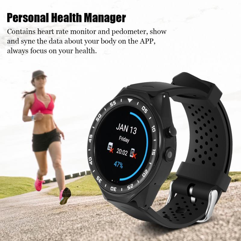 VBESTLIFE Android 5.1 Smart Bluetooth Dial Watch AMOLED HD Touch Screen Built-in Camera Lens h8s 1 22 lcd touch screen bluetooth 4 0 android smart