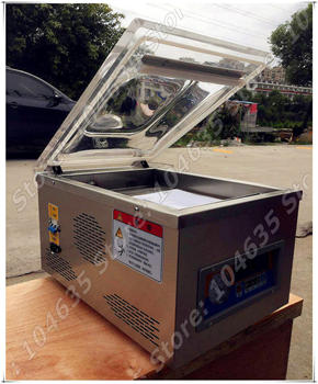 220V Desktop Vacuum sealer,plastic bag vacuum packaging machine, Vacuum packing machine