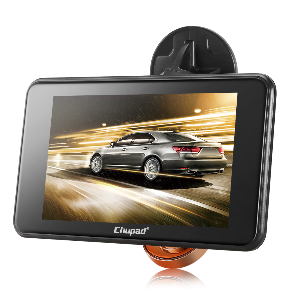 Chupad D520 Car DVR Dash Cam 4-inch 360 Degree Loop Record G-Sensor 1080P  Touch Screen Auto Driving Recorder Support External a9 3 0inch 140 degree 1626 car dvr dash cam gold