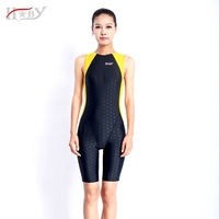 HXBY Professional Men Women One Piece Full Swimming Suit Competition Racing Triathlon Suit Sharkskin Bathing Suits