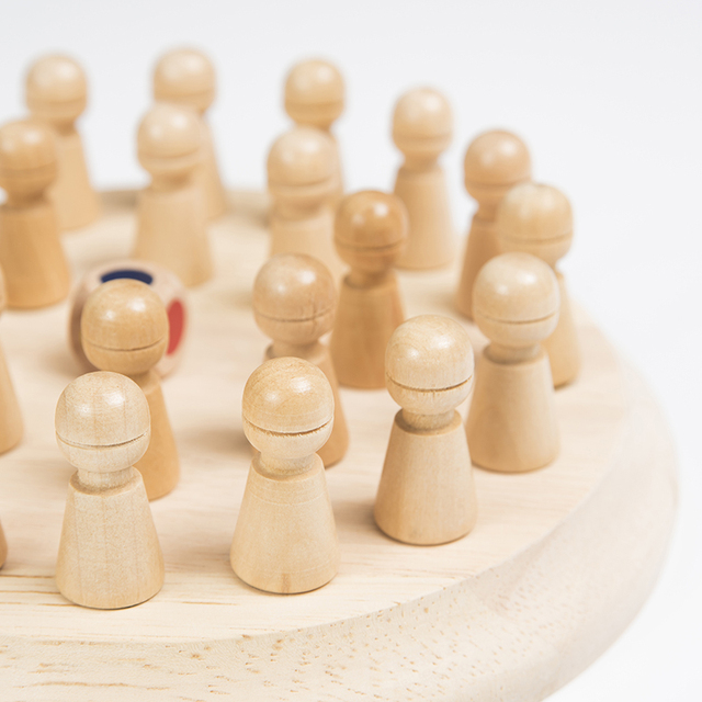 Montessori Memory Chess