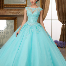 Setwell Luxury Quinceanera Dresses Floor Length Ball Gowns
