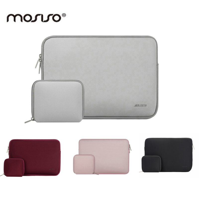 MOSISO Lycra Waterproof Laptop Bag Case for Macbook Pro13 15 Air 11 13 Notebook Sleeve Cover for Macbook Newest Pro 13 15