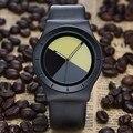 Wholesale 50pcs/Lot  Luxury Brand Men Women Dress Leather Watches hour clock man Lady Fashion Casual Clock Unisex Quartz watch
