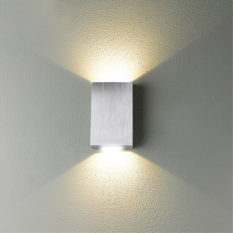 Led Lamps Luz Pendiente Acrylic Led Wall Light Beside For Living Roombedroom Luminarias Led Sconce Bathroom Wall Lamp Modern Ac86-265v