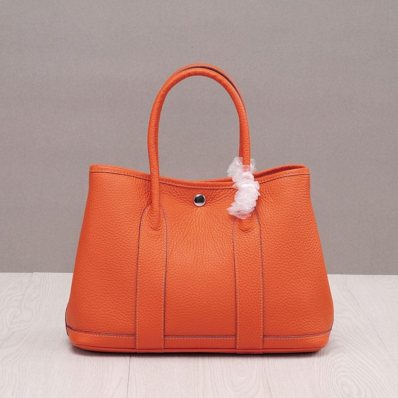 Lychee partten sac à main en cuir véritable de haute qualité grace fashion grand sac à bandoulière et à bandoulière sac fourre-tout de fête de jardin sacs à provisions