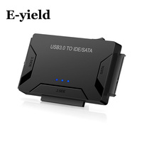 SATA Combo USB IDE SATA Adapter Hard Disk SATA To USB3 0 Data Transfer Converter For