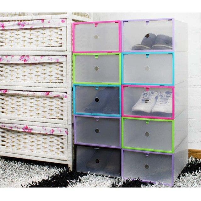 Contenitori Per Giocattoli In Plastica.Plastica Trasparente Organizzatore Cassetto Divisori Box Caso