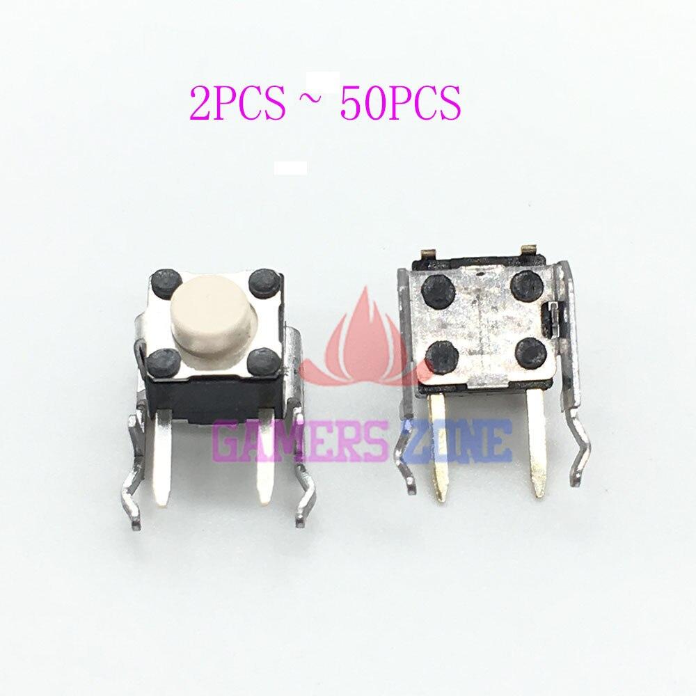 2pcs ~50pcs For XBOX ONE & XBOX CONTROLLER LB RB BUMPER BUTTON REPLACEMENT PART PCB SENSOR