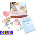 CE ISO 2.5mhz LCD Screen Fetal doppler Real time Prenatal monitor earphone+video cable+Gel