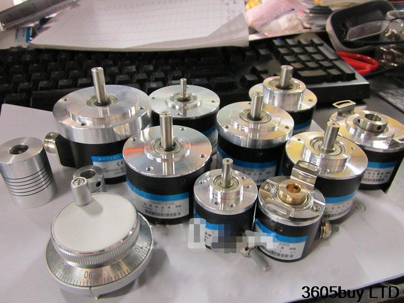 Spindle Encoder Shaft Diameter 581024 10MM Pulse