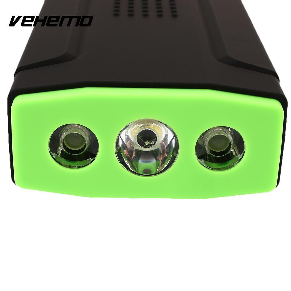 Vehemo двойной USB стартовый набор светодиодный индикатор автомобильный стартовый набор DIY Автомобильный источник питания без аккумулятора