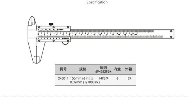 NEW High precision Metric Inch,Scale High quality stainless steel ...