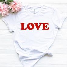 Be Mine Love T-shirt Women Tumblr Graphic Tees