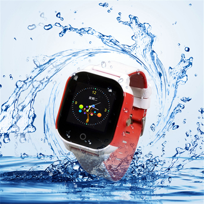 Factory 1.3inch IPS Screen Smart Watch IP67 Waterproof GSM/GPRS/GPS/SOS SIM Card Anti-Lost Kids Phone Watch For Android IOS