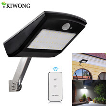 900lm Solar Lights Outdoor Wireless 48 led Adjustable Angle Motion Sensor Light Security Lighting Lamp For Garden Wall Yard(China)