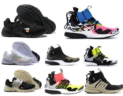 Running-Shoes Trainer Presto-2.0 Acronym-X-Racer Street-Designer Camouflage Cheap Women