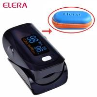 Newest Design Digital Finger Pulse Oximeter WITH CASE Oximetro De Dedo Digital SPO2 PR PI Pulsioximetro