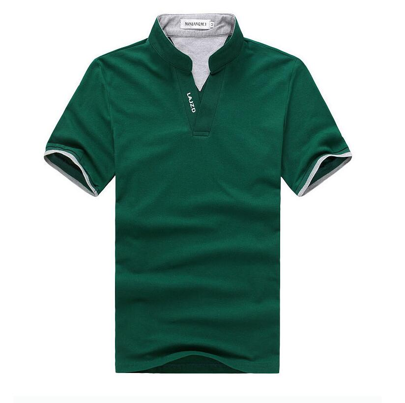 Hot sale new 2017 fashion brand men polo shirt solid color for Men polo shirts on sale