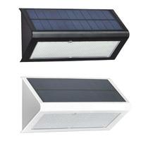 LED Solar Power PIR Motion Sensor Wall Light Path Lights Outdoor Waterproof Street Yard Home Garden Security Lamp