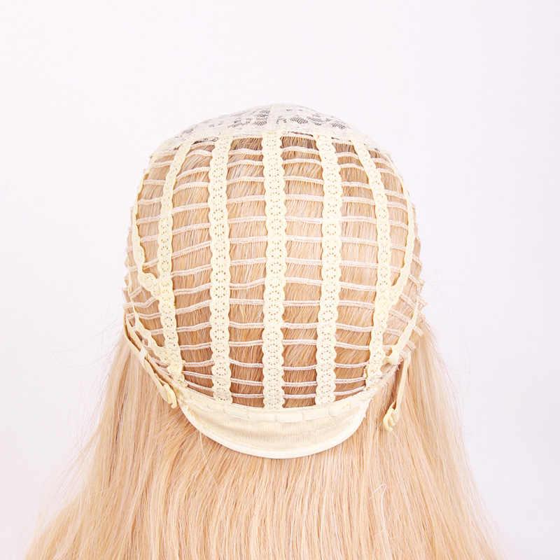 Парики из искусственных волос без шапочки-основы короткий волнистые черный парик для Хэллоуина карнавальные парики