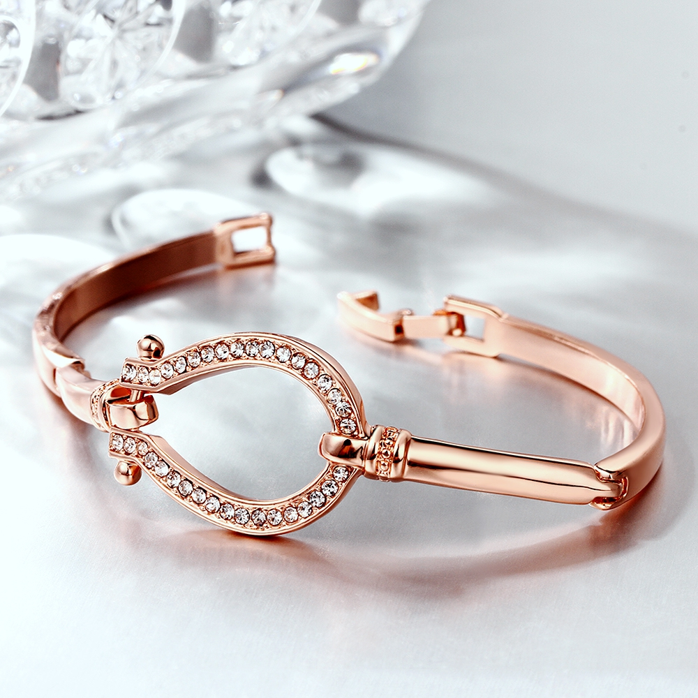 water drop Bracelet Horse Shoe Bangle New Fashion Jewelry
